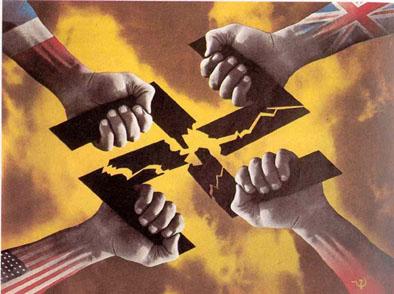 Affiche de la Libération