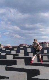 Mémorial d el'extermination des juifs d'Europe (Berlin)