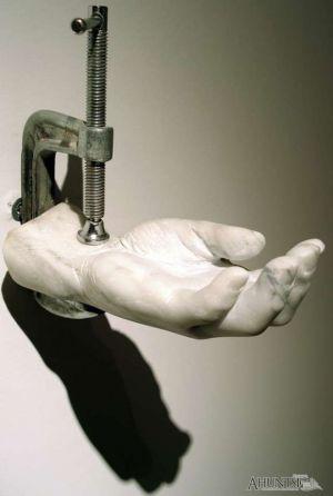 sculpture Pascale Archambault Photo Courtoisie