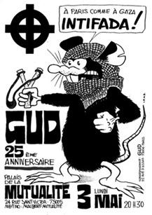 affiche_25_ans GUD