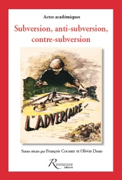 Couverture Cochet et Dard Subversion