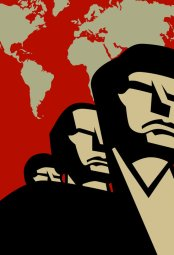 Monde vu de la plus extrême droite