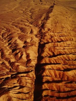 Faille de San Andreas [crédit inconnu]