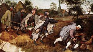 Pieter_Bruegel Parabole des Aveugles