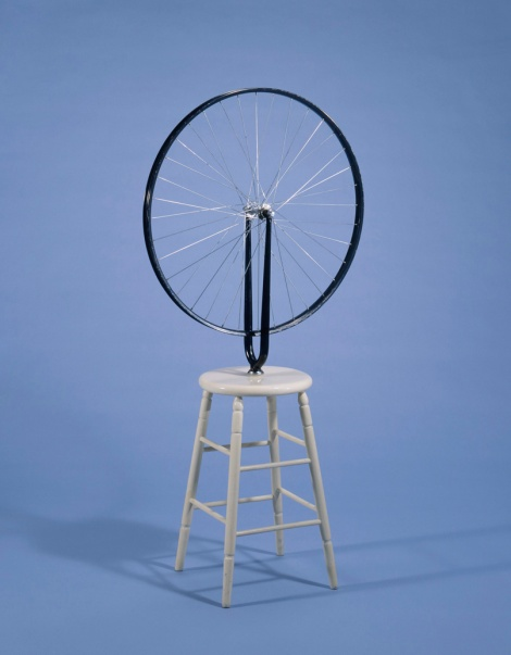 Marcel Duchamp Bicycle