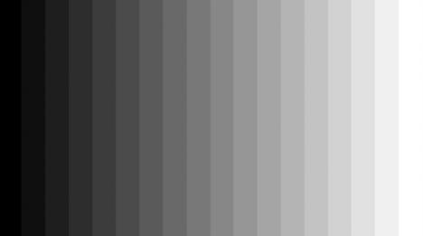 teintes de gris