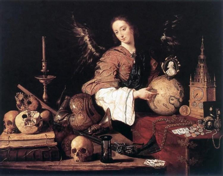 antonio_de_pereda_-_allegorie du temps