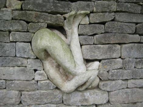 Homme Mur source inconnue