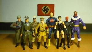 jouets nazis marvel