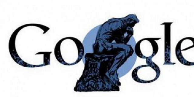 Auguste-Rodin-Doodle