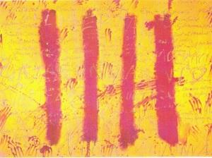 TAPIES L'esprit catalan 1971