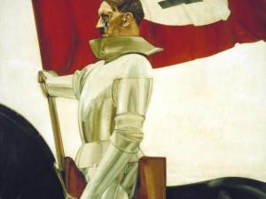 propagande hitler chevalier