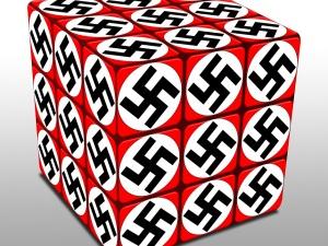 nazi rubik cube