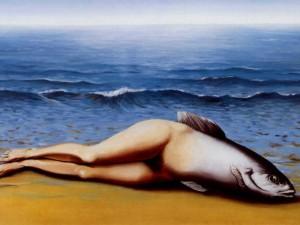 magritte poisson