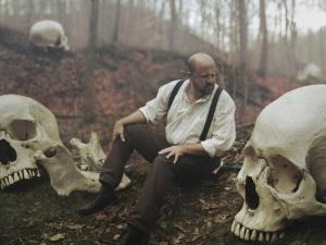 squelettes géants
