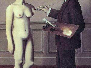 magritte femme