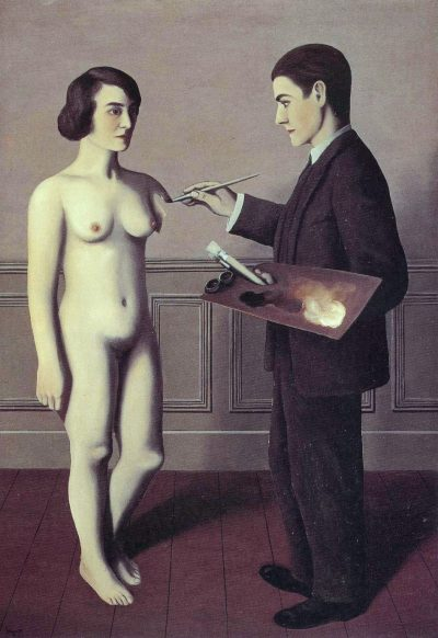magritte-attempting-the-impossible-1928
