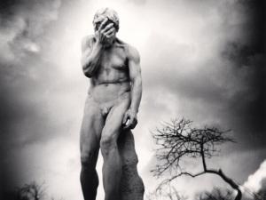 statue caïn
