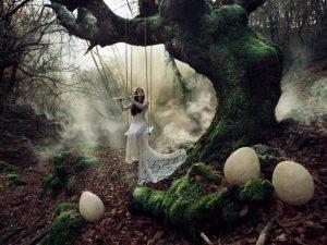sorcière flûte charme