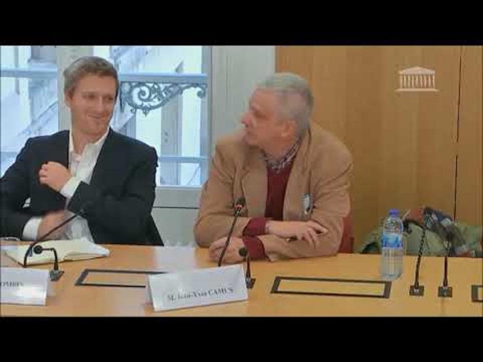 Jean-Yves Camus : les groupuscules d'extrême droite