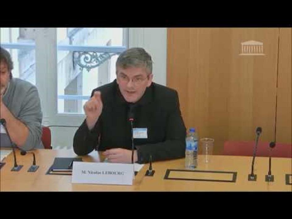Nicolas Lebourg : socio-histoire de l'extrême droite radicale