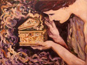 pandore peinture