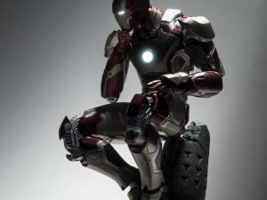 iron man rodin